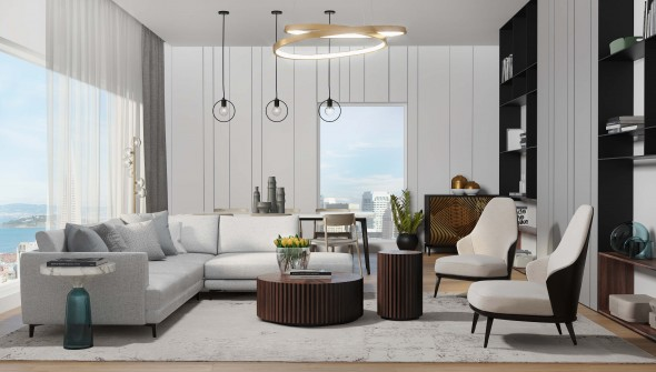living-room-in-Toronto